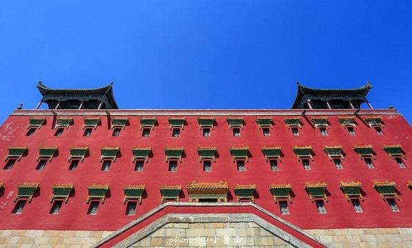 须弥福寿之庙旅游景点图片