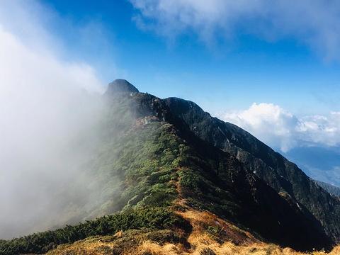 苍山洗马潭景区旅游景点图片