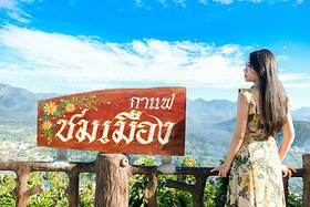 泰国七天之旅,湄宏顺看日落,芭提雅吹海风,曼谷买买买!