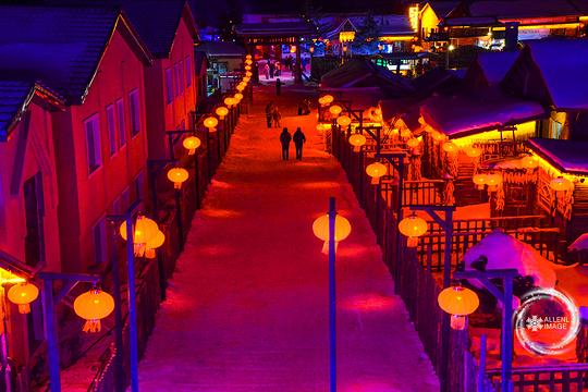 雪韵大街旅游景点图片
