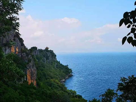 江川孤山风景区旅游景点攻略图