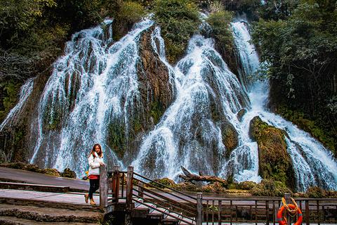 拉雅瀑布的图片