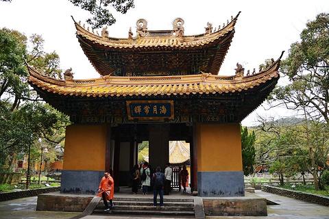 普陀山佛教博物馆旅游景点攻略图