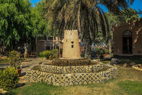 阿布扎比民俗村旅游景点攻略图
