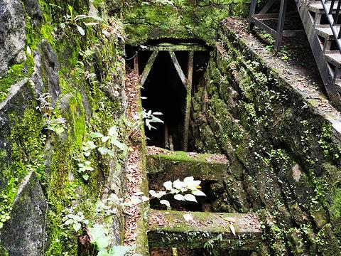 渣滓洞旅游景点图片