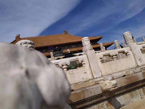 中和殿旅游景点图片