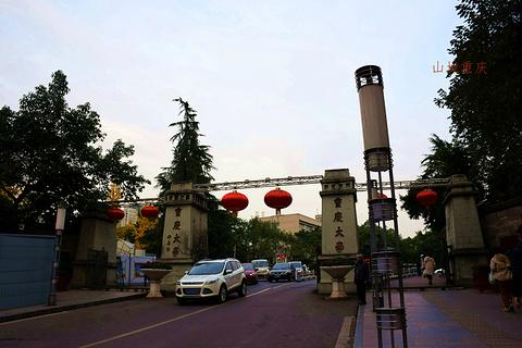 重庆大学城旅游景点攻略图