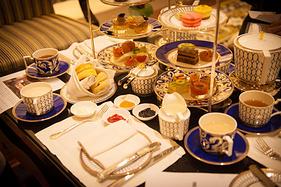 不打尖儿住店,我就是进来甜一下~北京酒店网红下午茶top3