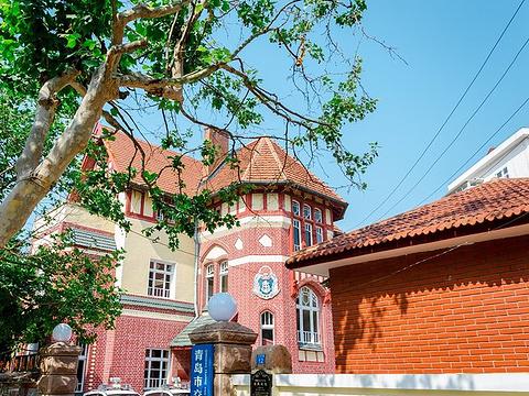 青岛路老建筑群旅游景点图片