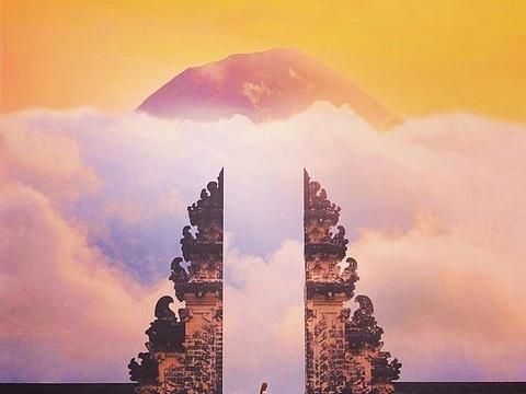 天空之门旅游景点图片