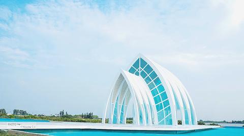 北门水晶教堂旅游景点攻略图