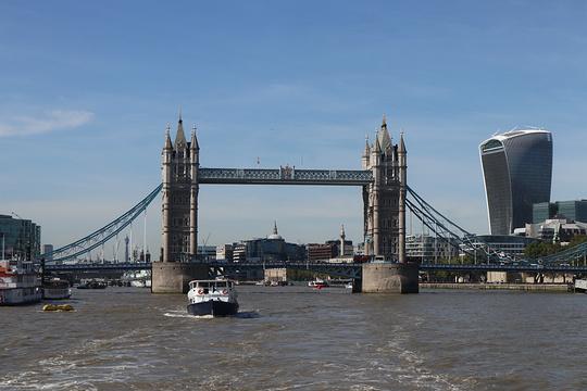 泰晤士河旅游景点图片