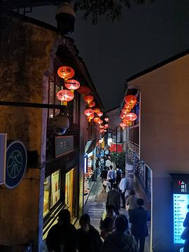 山塘街旅游景点攻略图