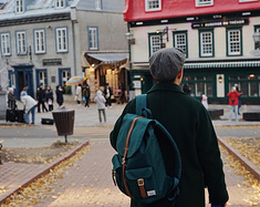 魁北克  一座呼吸间都是历史味道的城,才配拥有尊重和从容