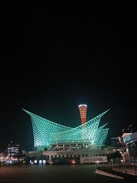 神户海洋博物馆旅游景点攻略图