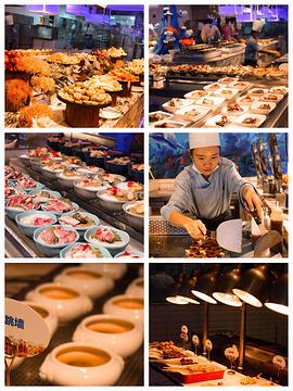大悦洋海洋餐厅(1号港湾城店)的图片