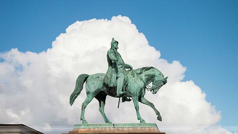 克里斯蒂安堡宫旅游景点攻略图