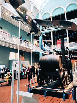 苏格兰国家博物馆旅游景点攻略图