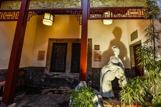 李香君故居旅游景点图片