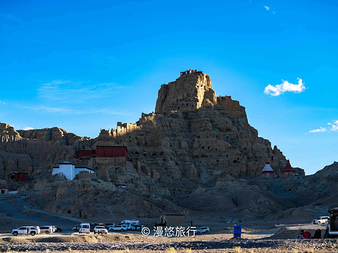 古格王国遗址旅游景点图片
