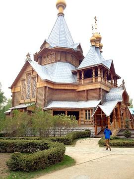 伏尔加庄园旅游景点攻略图