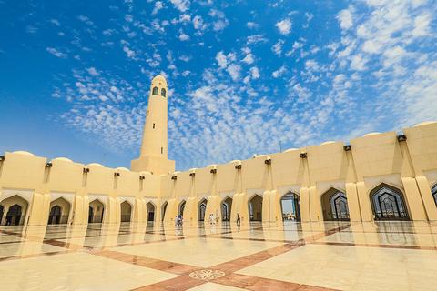 穆罕默德·伊本·阿卜杜勒·瓦哈卜阿訇酋长清真寺旅游景点攻略图