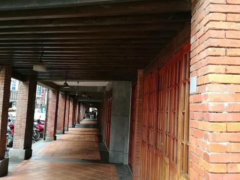 剥皮寮老街旅游景点图片