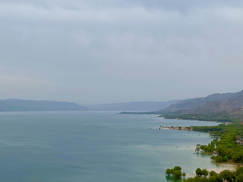炳灵寺石窟旅游景点图片