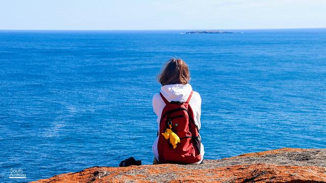 神奇岩石旅游景点图片