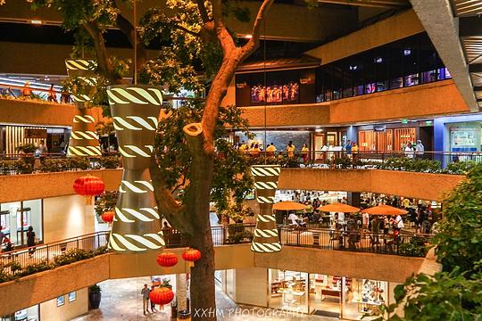 皇家夏威夷购物中心旅游景点图片