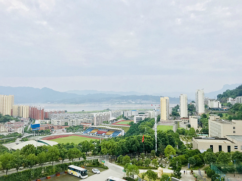 三峡大坝旅游区旅游景点攻略图
