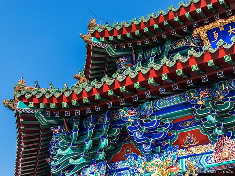 沈阳故宫旅游景点图片