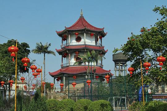 月港公园旅游景点图片