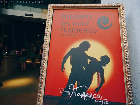 弗拉门戈舞蹈博物馆旅游景点图片