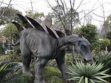 顾村公园自然谷恐龙乐园