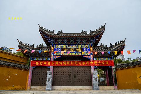 蟠龙寺旅游景点攻略图
