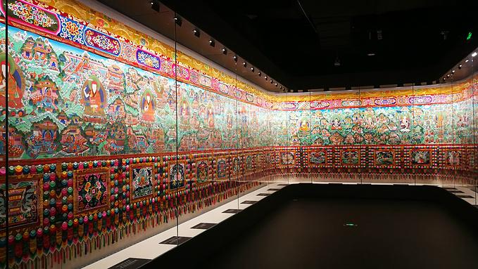 青海藏文化博物院图片