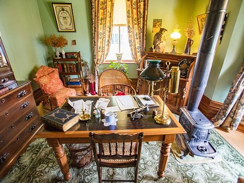 白求恩纪念馆国家历史遗址旅游景点图片