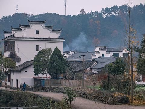 俞源太极星象村旅游景点图片