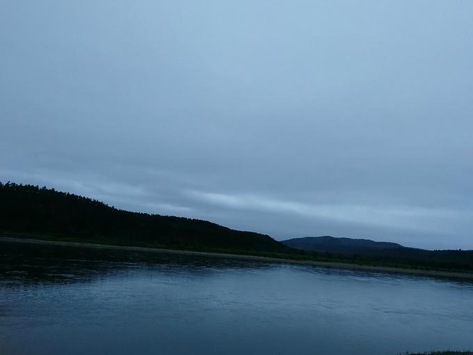 漠河、北极村图片