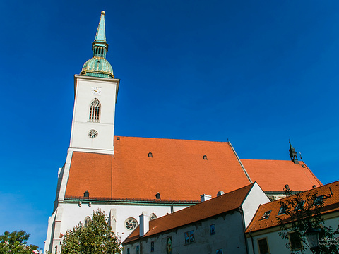 圣马丁大教堂旅游景点图片