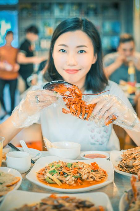 林姐香味海鲜,久仰大名的三亚美食图片