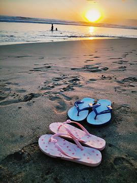 水明漾海滩旅游景点攻略图