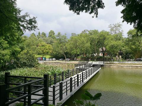麓湖公园的图片