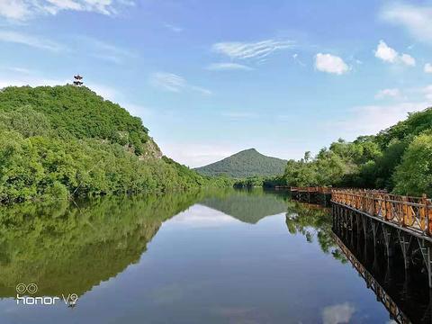 美溪回龙湾国家森林公园旅游景点图片