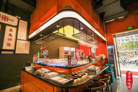 得劲儿焖烤肉串(橡树林店)旅游景点攻略图