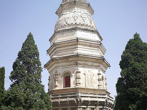 独乐寺旅游景点图片