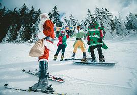 姑娘才猫冬,真男人都穿上性感秋裤去长白山玩雪了,这篇攻略让你浪到起飞!