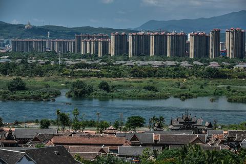 澜沧江旅游景点攻略图