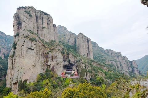 灵峰景区旅游景点攻略图